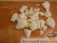 Фото приготовления рецепта: Паштет из куриного филе с грибами - шаг №4