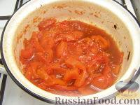 Фото приготовления рецепта: Лечо болгарское - шаг №7