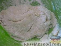 Фото приготовления рецепта: Домашние вареники с картошкой - шаг №5