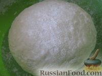 Фото приготовления рецепта: Домашние вареники с картошкой - шаг №6