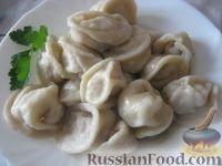 Фото к рецепту: Домашние пельмени