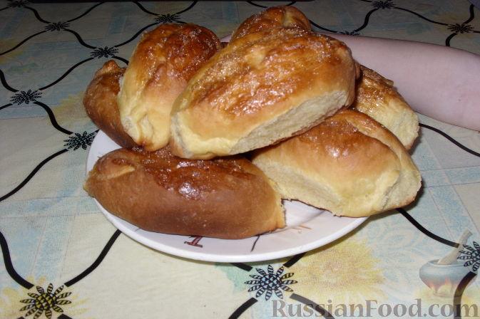 Рецепт Вкусные пирожки с яблоками
