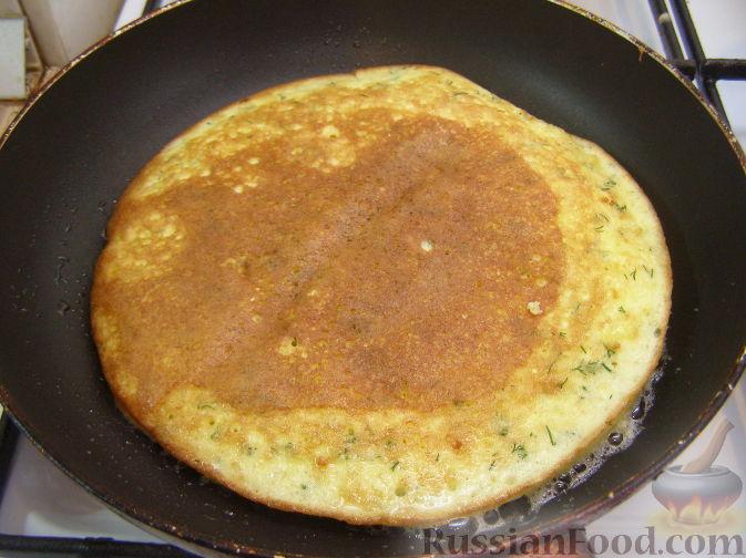 Пошаговый рецепт с фото омлет