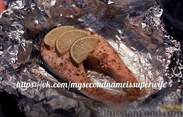 Рецепт Рыбный обед/ужин для ленивых