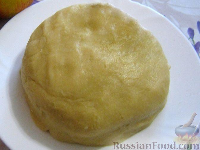 Рецепт Тесто песочное (основная рецептура)