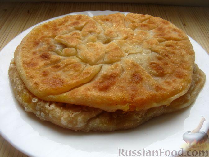 Рецепт Хачапури с тыквой