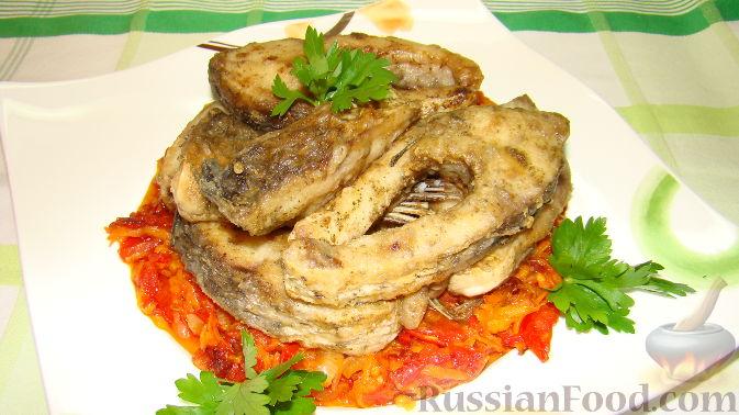 жареная рыба в вокке рецепт