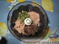 Фото приготовления рецепта: Тунцовый соус (Salsa tonnata) - шаг №1