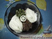 Фото приготовления рецепта: Тунцовый соус (Salsa tonnata) - шаг №2