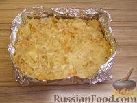 запеканка из тертого картофеля в духовке рецепт