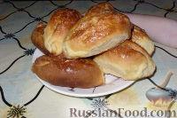 Фото к рецепту: Вкусные пирожки с яблоками