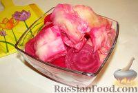 Фото к рецепту: Маринованная капуста