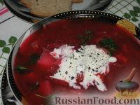 Фото к рецепту: Борщ галицкий