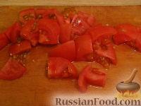 Фото приготовления рецепта: Лечо «Домашнее» - шаг №3