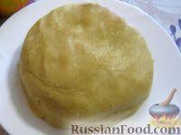 Фото к рецепту: Тесто песочное (основная рецептура)