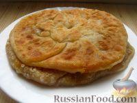 Фото к рецепту: Хачапури с тыквой