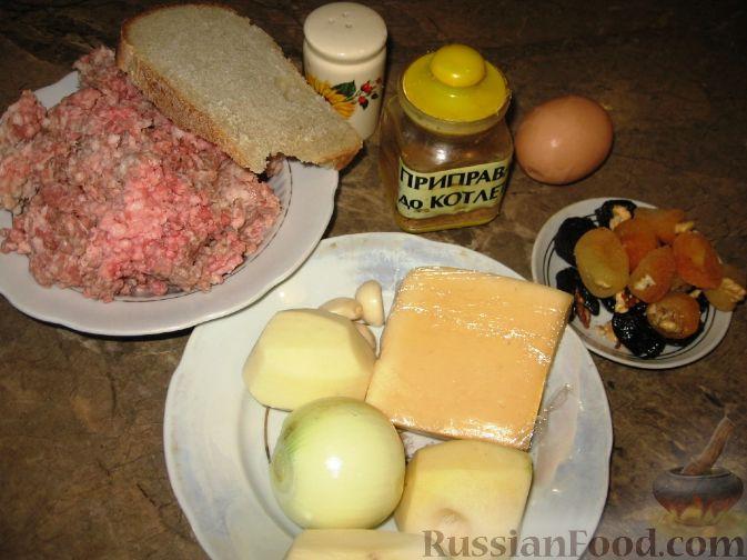 Фото приготовления рецепта: Мясные стожки с секретом - шаг №2