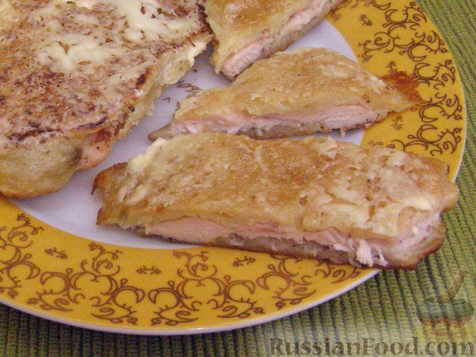 Рецепт Куриное филе, запеченное в картофельном кляре