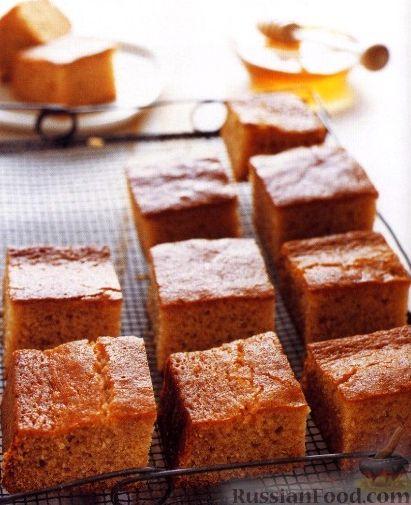 Рецепт Медовые пирожные