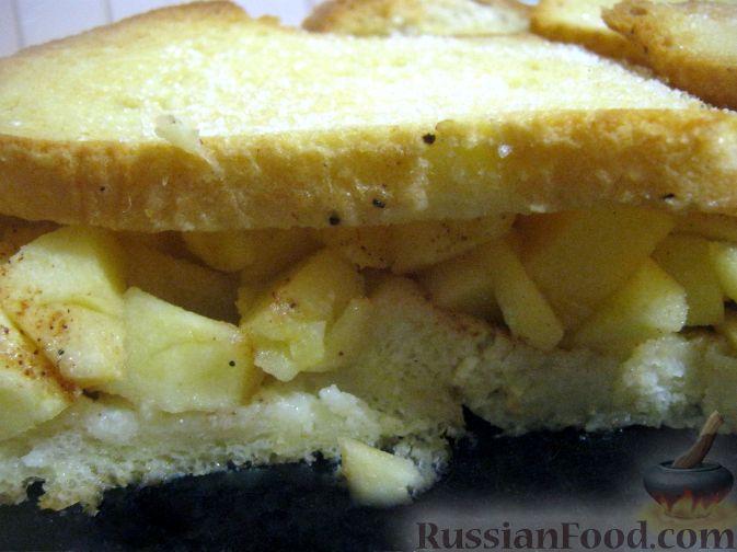 Рецепт Шарлотка из яблок