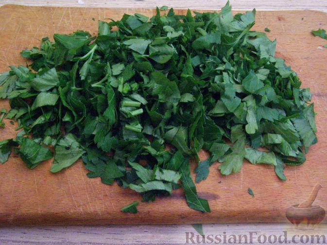 Фото приготовления рецепта: Тосты со сливочным сыром и карамелизированными яблоками - шаг №6