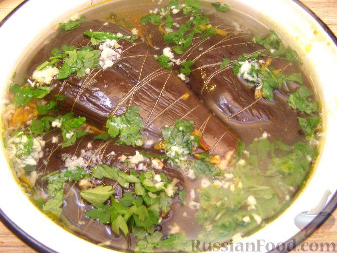 баклажаны соленые рецепты приготовления как грибы