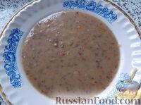 Фото к рецепту: Суп-пюре из фасоли и картофеля