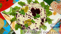Фото к рецепту: Салат из свеклы