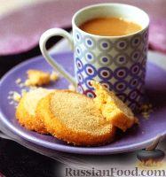 Фото к рецепту: Золотистое песочное печенье