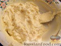 Фото приготовления рецепта: Творожная запеканка с макаронами и корицей - шаг №4