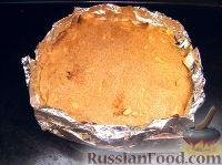 Фото приготовления рецепта: Творожная запеканка с макаронами и корицей - шаг №7