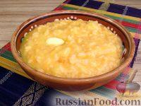 Фото к рецепту: Каша рисовая с тыквой
