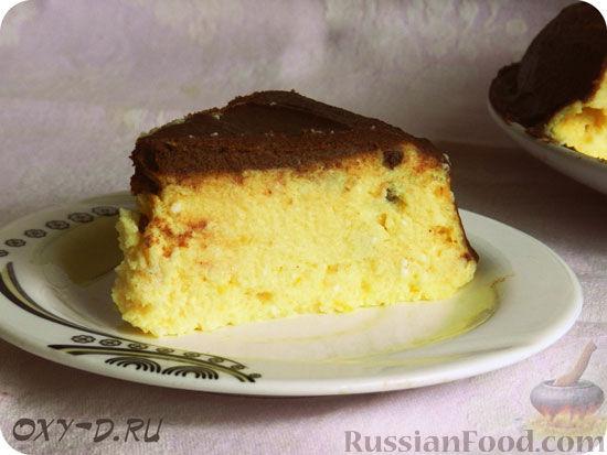 Рецепт Львовский сырник в мультиварке