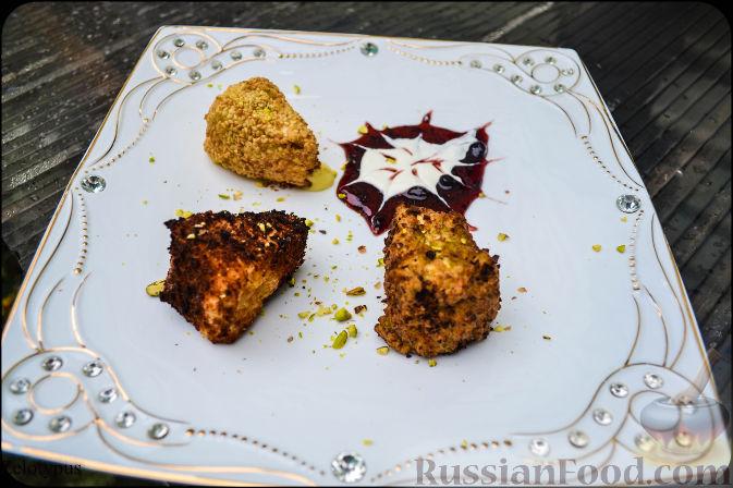 Рецепт Жареный сыр камамбер