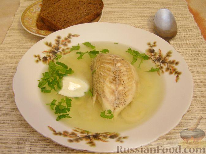 Рецепт Уха из щуки