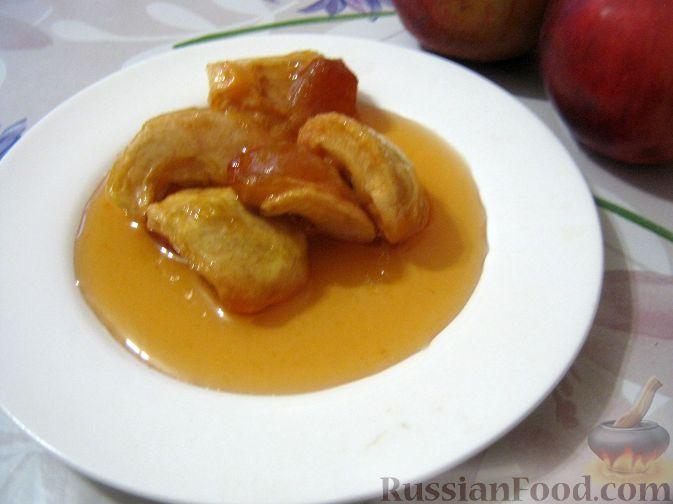 простоц пошаговый рецепт варенья из яблок