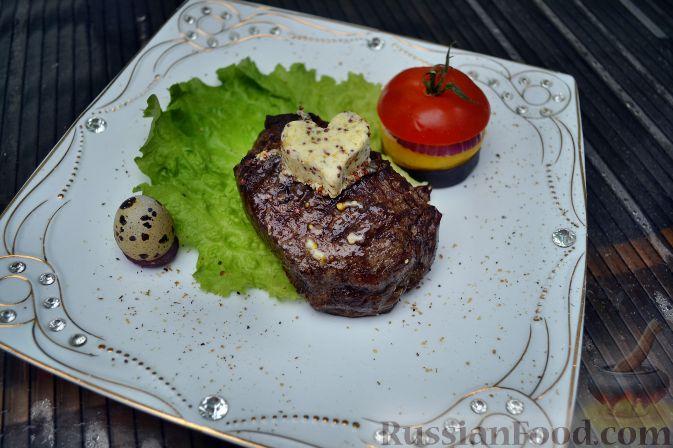 Рецепт Стейк из говядины
