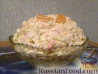 """Фото к рецепту: Салат """" Снежный"""""""