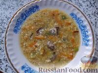 """Фото к рецепту: Суп  """"Рыбный"""""""