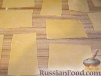 Фото приготовления рецепта: Пластины для лазаньи - шаг №9
