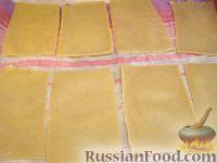 Фото приготовления рецепта: Пластины для лазаньи - шаг №12
