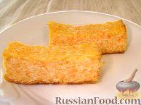 Фото к рецепту: Тыквенно-творожная запеканка