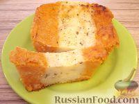 Фото к рецепту: Полосатая картофельная запеканка