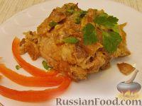 Фото к рецепту: Куриные бедрышки в сливочном соусе