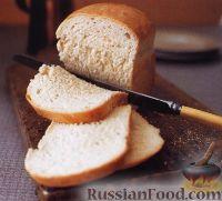 Фото к рецепту: Классический белый хлеб