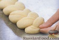 Фото приготовления рецепта: Хала - шаг №5