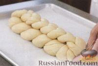 Фото приготовления рецепта: Хала - шаг №7