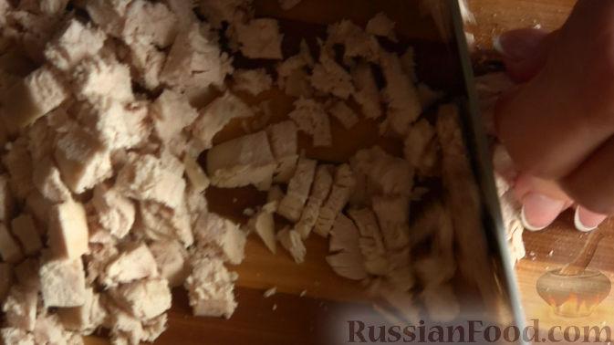 рецепт салат блины розы фото