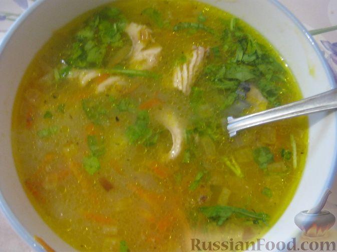 рыбный суп из свежей скумбрии рецепт с фото