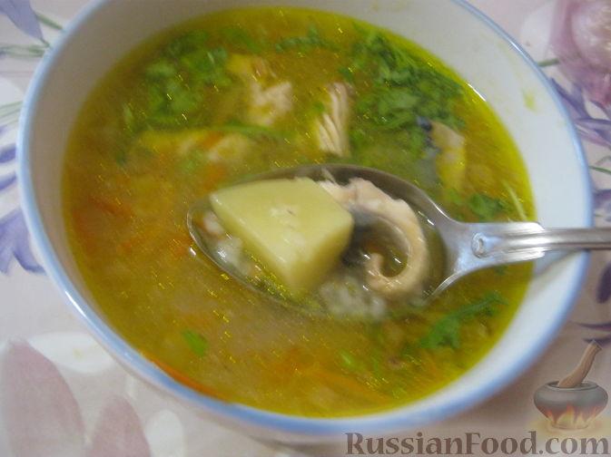 суп из консервы скумбрия в масле рецепт с фото пошагово